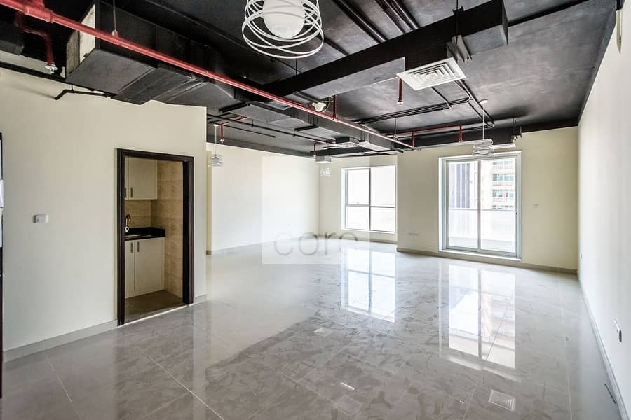 2 Fitted Office | Open Plan | Mid Floor