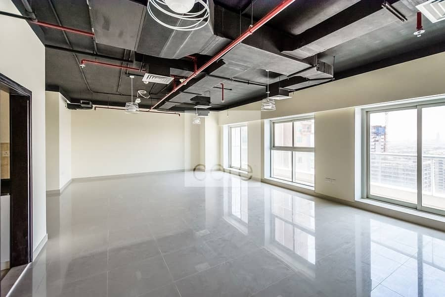 Fitted Office | High Floor | Open Plan