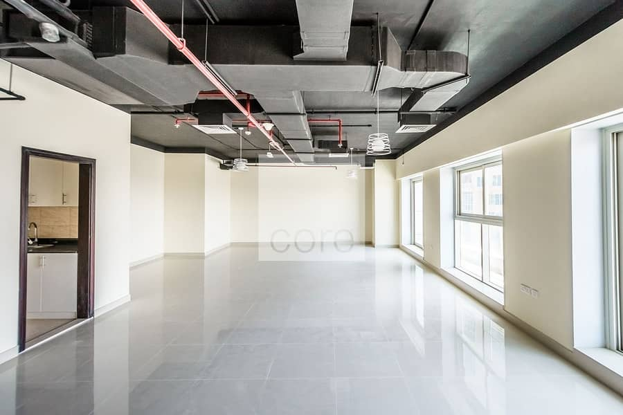 2 Fitted Office | High Floor | Open Plan