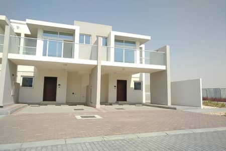 3 Bedroom Townhouse for Rent in Akoya Oxygen, Dubai - 3 Side Corner | Full Golf Course View | Sunny and Bright | Single Row |