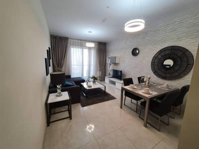 1 Bedroom Flat for Rent in Jumeirah Village Triangle (JVT), Dubai - Brand New | Stylish Living | Biggest Layout