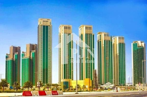 Hot Deal !! One Bedroom For Sale In Al Maha Tower.