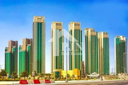 1 Bedroom Apartment for Sale in Al Reem Island, Abu Dhabi - Rented |1 Bedroom With ROI of 10% .
