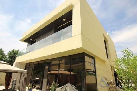 5 Bedroom Villa for Rent in DAMAC Hills (Akoya by DAMAC), Dubai - Five Bedroom | Large Plot | Available July