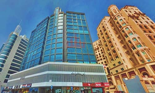 Office for Rent in Dubai Silicon Oasis, Dubai - Affordable fitted & Partially Furnished Office for rent