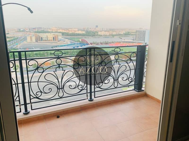 Luxurious and Spacious 2BHK Beautiful Canal View  Balcony @  AED 65k