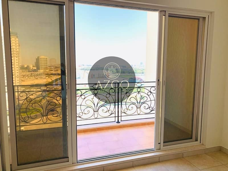 2 Luxurious and Spacious 2BHK Beautiful Canal View  Balcony @  AED 65k