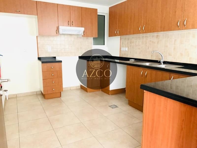 10 Luxurious and Spacious 2BHK Beautiful Canal View  Balcony @  AED 65k