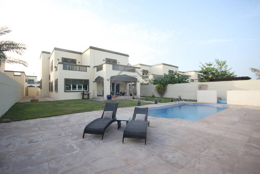 Immaculate 4 Bed | Private Pool | Quiet Location