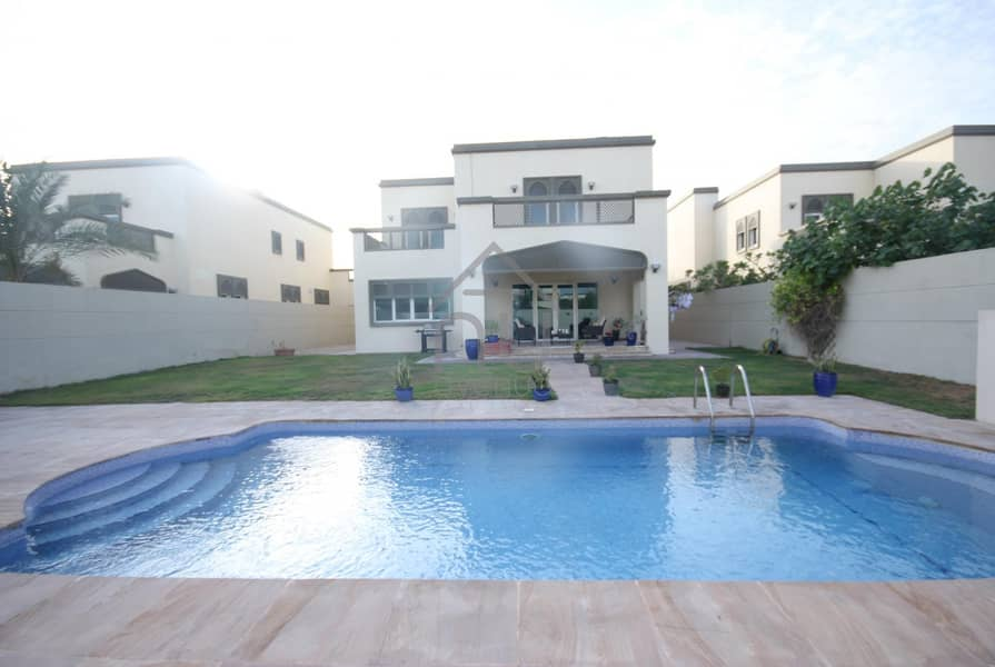 2 Immaculate 4 Bed | Private Pool | Quiet Location