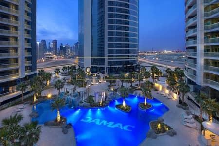 فلیٹ 1 غرفة نوم للبيع في الخليج التجاري، دبي - REDUCED