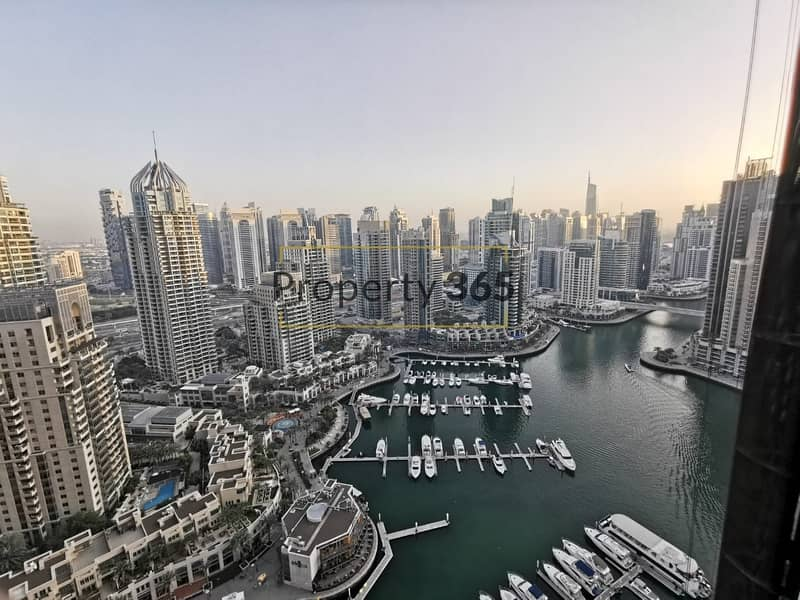 Stunning | Full Marina View | Best layout