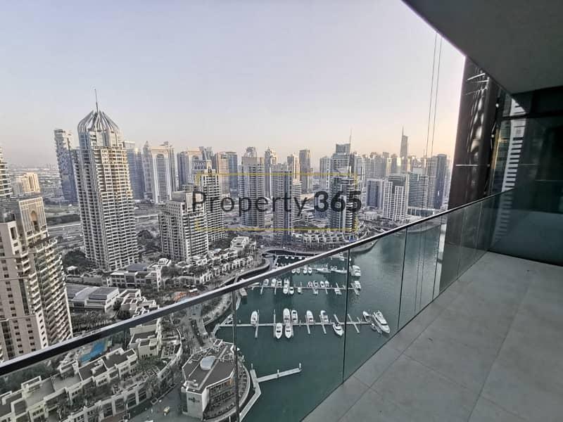 2 Stunning | Full Marina View | Best layout