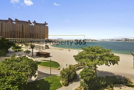 شقة 1 غرفة نوم للبيع في نخلة جميرا، دبي - Stunning Beachfront | Sea view | Luxury Living