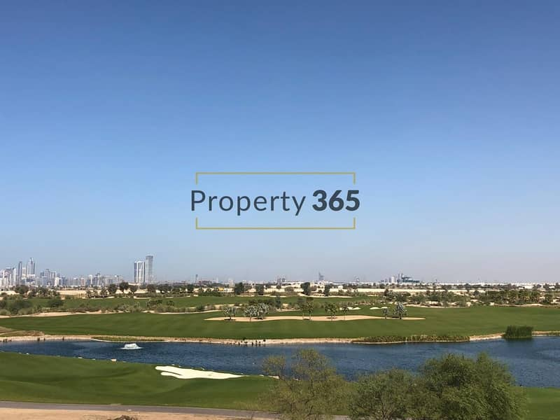 2 STUNNING LUXURY MANSION FULL BURJ AND GOLF COURSE VIEW BEST UNIT AVAILABLE