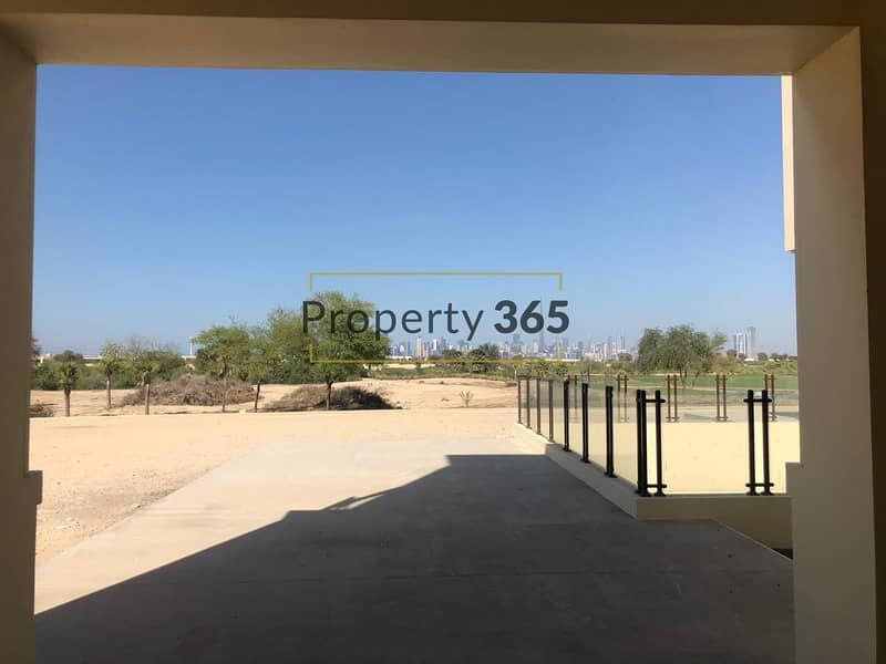 14 STUNNING LUXURY MANSION FULL BURJ AND GOLF COURSE VIEW BEST UNIT AVAILABLE