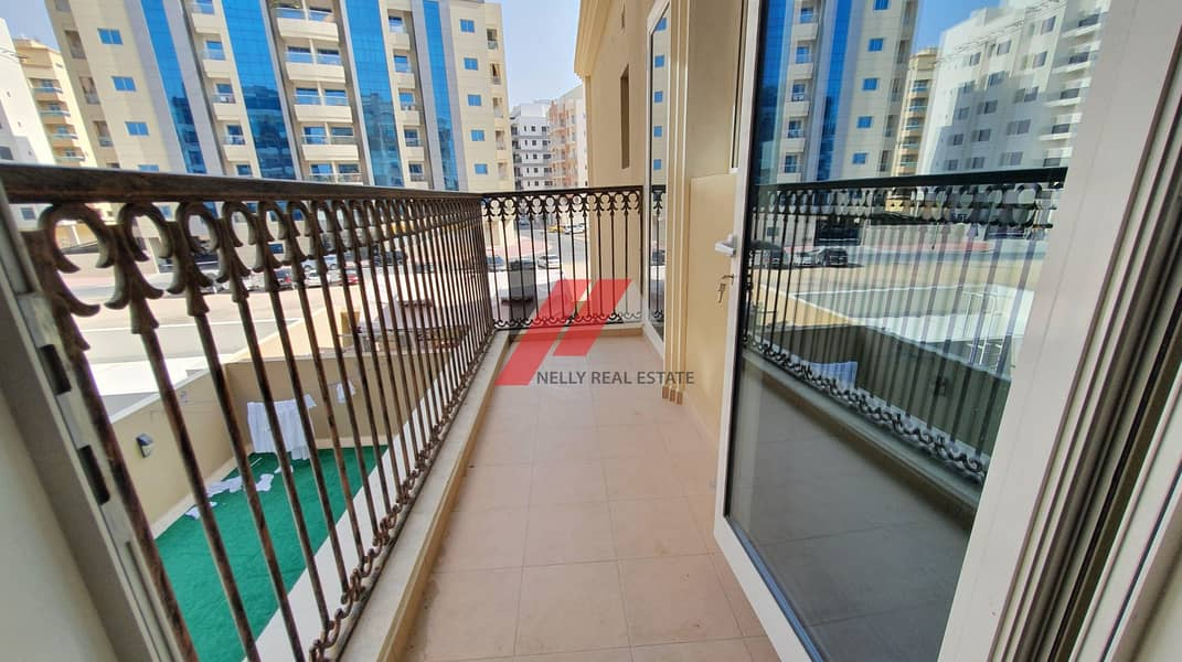 Open View I Spacious Size I 2 Bedroom I Gym I Swimming Pool