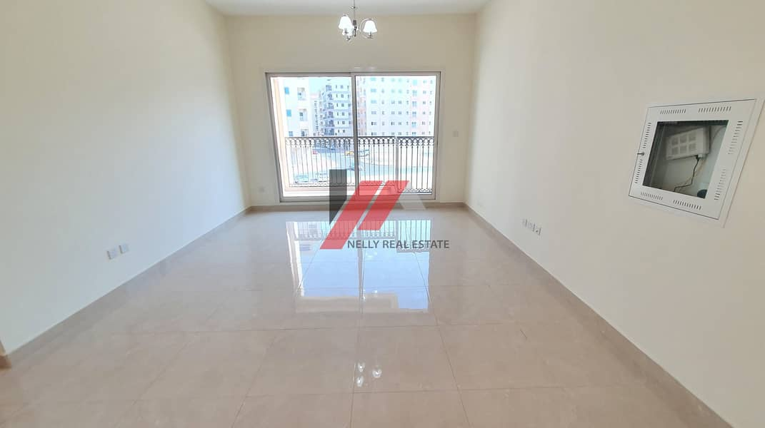 2 Open View I Spacious Size I 2 Bedroom I Gym I Swimming Pool