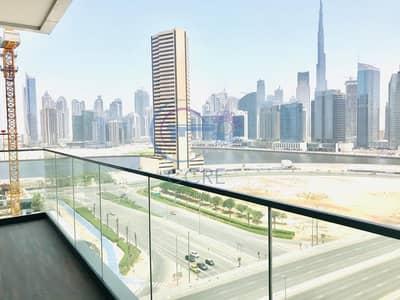 2 Bedroom Flat for Rent in Business Bay, Dubai - New | 2 BR | Burj View & Modern Finishing