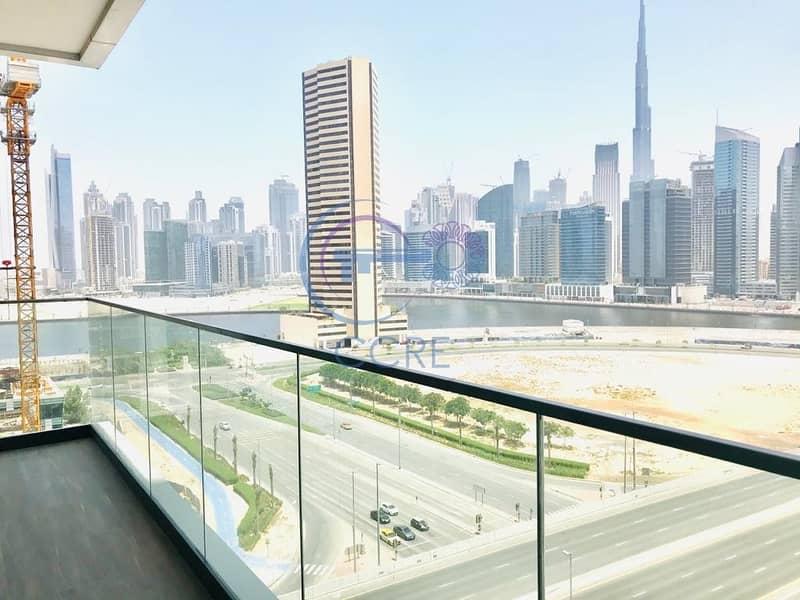 New   2 BR   Burj View & Modern Finishing