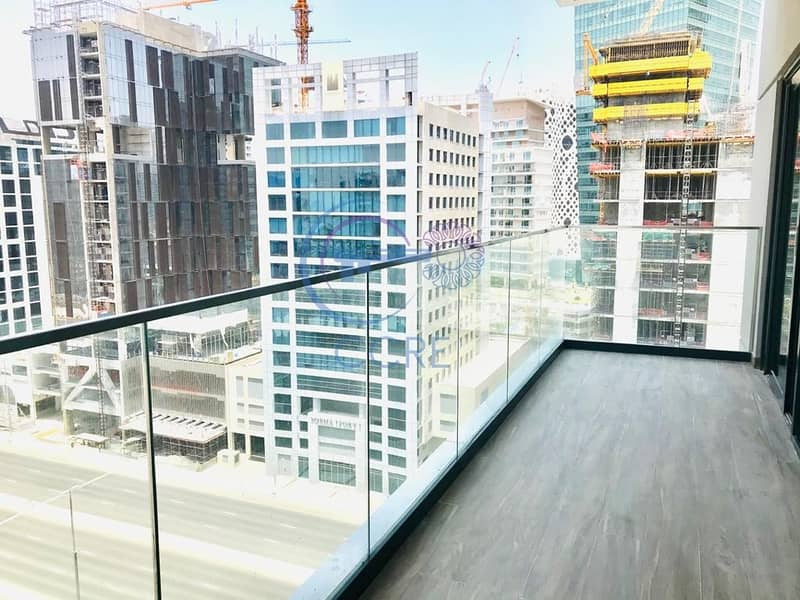2 New   2 BR   Burj View & Modern Finishing