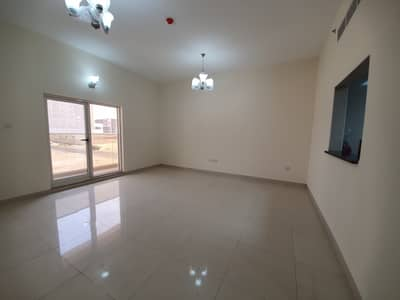 1 Bedroom Apartment for Rent in Nad Al Hamar, Dubai - BRAND NEW 1BHK WITH Balcony JUST 38K.
