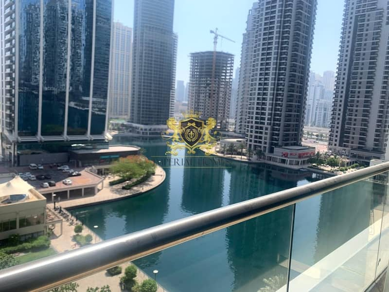 2 Cluster V - STUDIO - 450sqft ( Goldencrest Views 1 JLT ) @36k