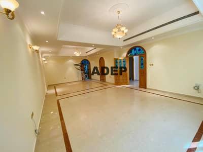 6 Bedroom Villa for Rent in Al Karamah, Abu Dhabi - 6 bedroom Spacious Family Villa