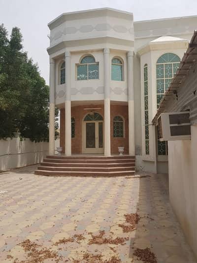 5 Bedroom Villa for Rent in Al Rawda, Ajman - BEST PRICE - 5 BEDROOM HALL MAJLIS VILLA WITH BIG HOSH - EXTRA MAJLIS OUTSIDE