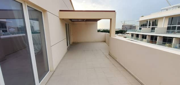 فلیٹ 1 غرفة نوم للايجار في قرية جميرا الدائرية، دبي - شقة في حدائق ساندوفال قرية جميرا الدائرية 1 غرف 40000 درهم - 4617829