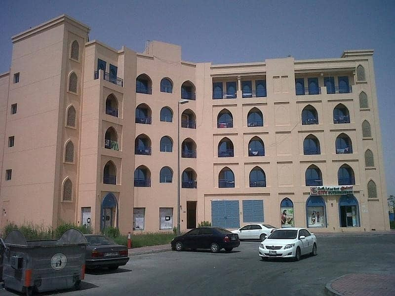 26 1 BED ROOM FOR SALE IN PERSIA CLUSTER - INTER NATIONAL CITY - 300