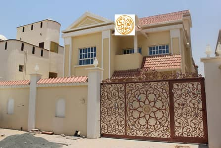 6 Bedroom Villa for Sale in Al Mowaihat, Ajman - Luxury villa for sale in Ajman