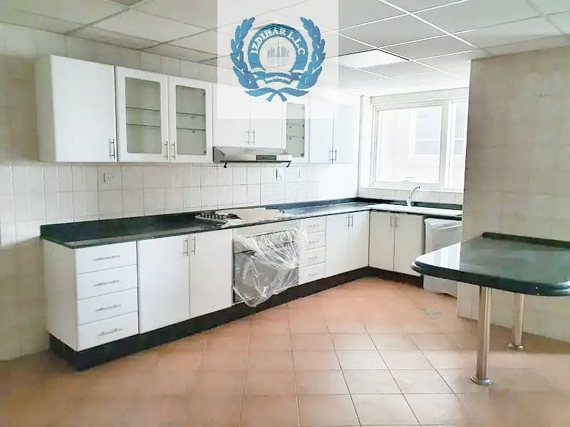9 Chiller Free Luxurious 4BHK Apt Maid Room HC In Just 150k Al Majaz 1