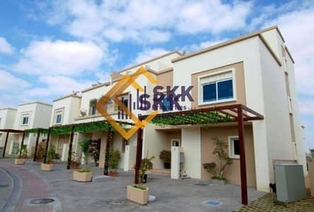 فیلا 5 غرف نوم للايجار في الريف، أبوظبي - Beautiful Huge 5BR Villa with Pool and Garden