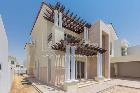 Largest 4 BR | Modern Arabic | Huge Plot