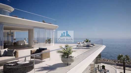 بنتهاوس 5 غرف نوم للبيع في نخلة جميرا، دبي - Unmatched W Residence 5br BRAND NEW+ready to move-in
