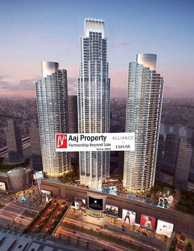 2 Bedroom Flat for Rent in Downtown Dubai, Dubai - Address
