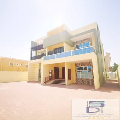 6 Bedroom Villa for Sale in Al Mowaihat, Ajman - New big villa 6700 sqf for sale in ajman