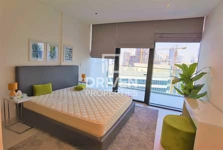شقة 2 غرفة نوم للايجار في الخليج التجاري، دبي - Brand New Furnished Unit
