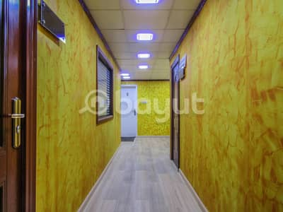 Office for Rent in Deira, Dubai - Fully fitted | Free Dewa & Wifi