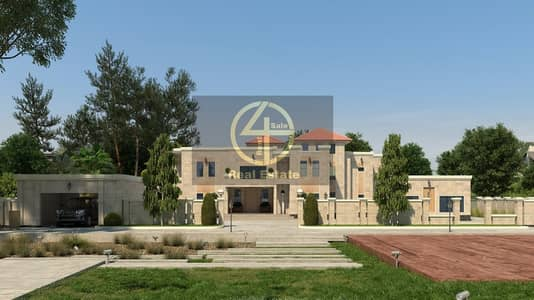 5 Bedroom Villa for Sale in Al Shamkha South, Abu Dhabi - Brand New 5BR Villa with Modern Finishing