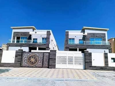 5 Bedroom Villa for Rent in Al Rawda, Ajman - Villa for rent near Ajman Academy and schools complex in Al Muwaihat and Al Rawda