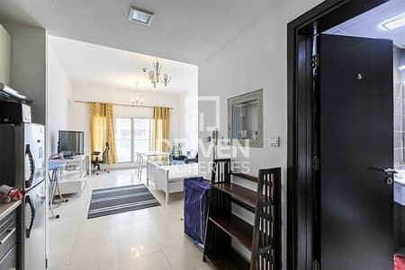 Studio for Rent in Dubai Silicon Oasis, Dubai - Fully Furnished Studio in a Prime Location