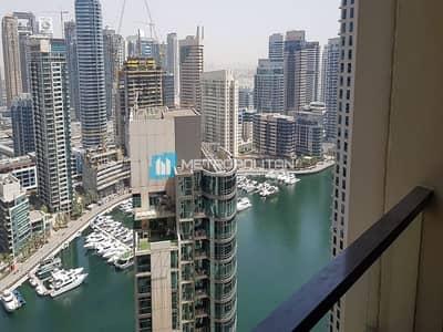 شقة 2 غرفة نوم للايجار في جميرا بيتش ريزيدنس، دبي - Marina View   Spacious 2 Bed   Close to Beach