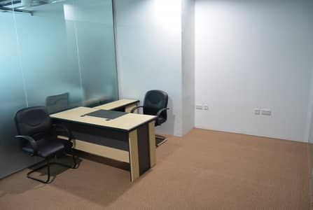 Office for Rent in Al Karama, Dubai - OFFICE AVAILABLE WITH EJARI WITH ALL UTILITY INCLUDED