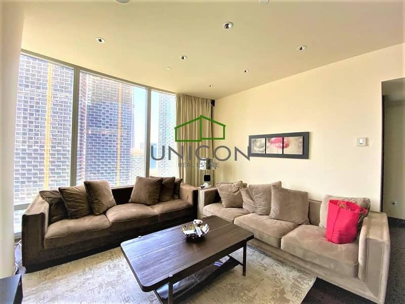Full Fountain View | 2 Bed Room |Type 2B