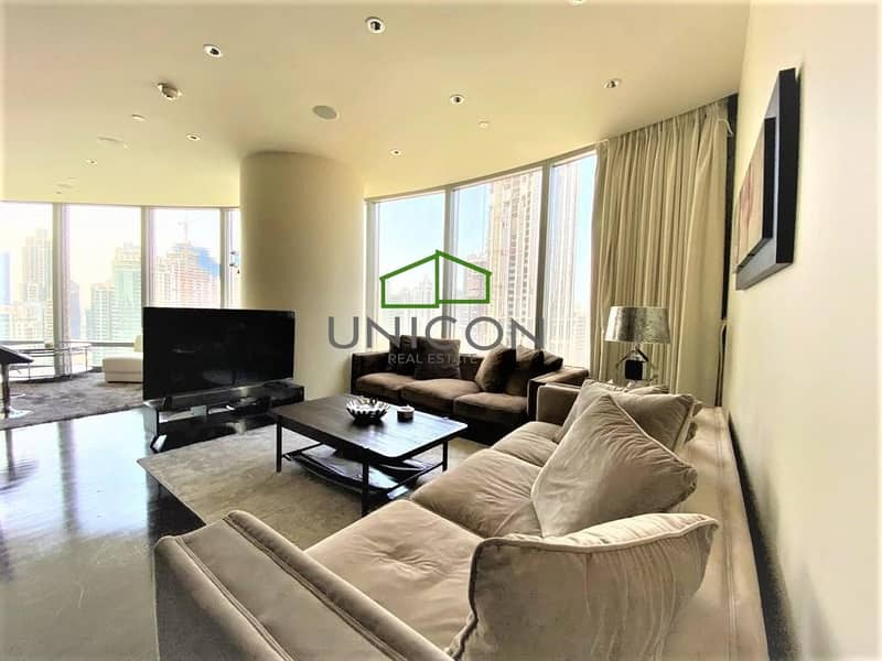 2 Full Fountain View | 2 Bed Room |Type 2B