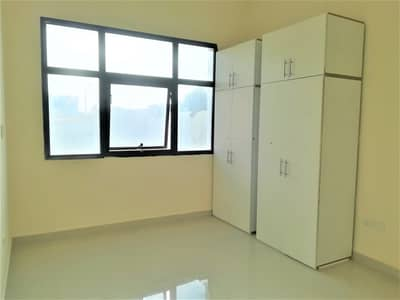 Studio for Rent in Khalifa City A, Abu Dhabi - Ground Floor Free Parking Wide Studio in a Ideal Location Near Masdar City