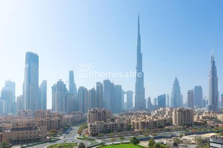 3 Bedroom Flat for Rent in Downtown Dubai, Dubai - LUXURIOUS|3 BEDROOM APT| BURJ KHALIFA VIEW