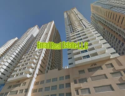 2 Bedroom Flat for Rent in Al Sawan, Ajman - Ajman ONE Towers: 2 Bed Hall Close Kitchen with Parking near Beach
